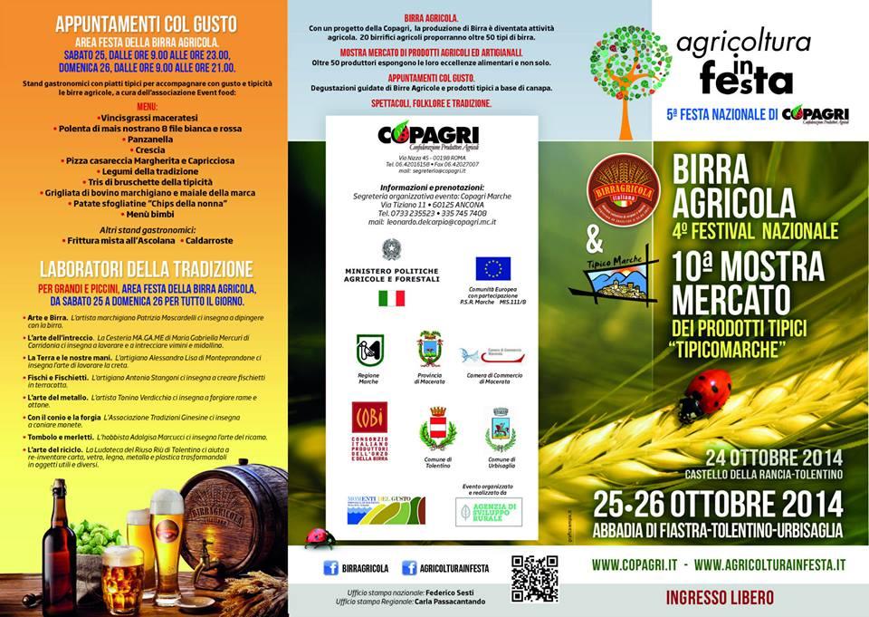 festival nazionale della birra agricola