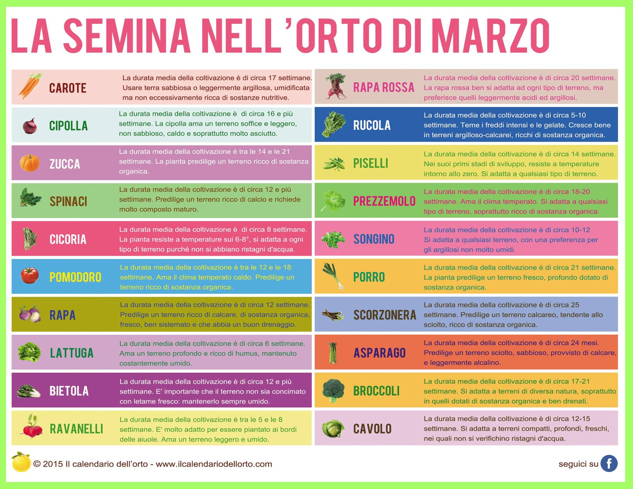 Calendario Lunare Semine.L Orto In Autunno Marcheplace Le Marche In Un Blog