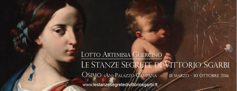 Lotto, Artemisia, Guercino: le Stanze Segrete di Vittorio Sgarbi