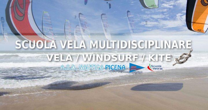 corsi vela, windsurf e kite