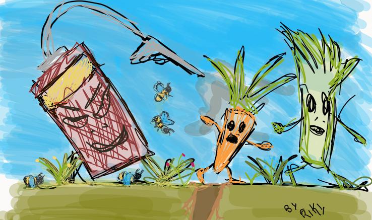 pesticidi Riky