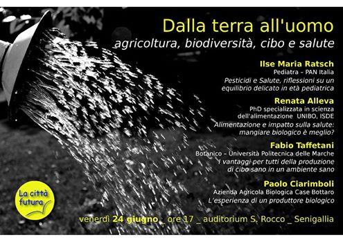 agricoltura, biodiversità, cibo e salute