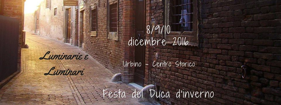 Festa del Duca di Urbino d'inverno