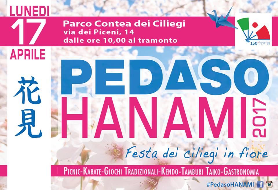 Pedaso Hanami 2017