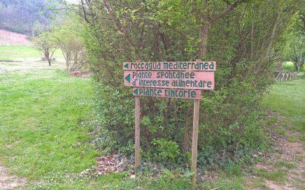 orto botanico Stìelva di Gallignano