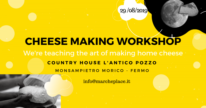 cheese making WORKSHOP