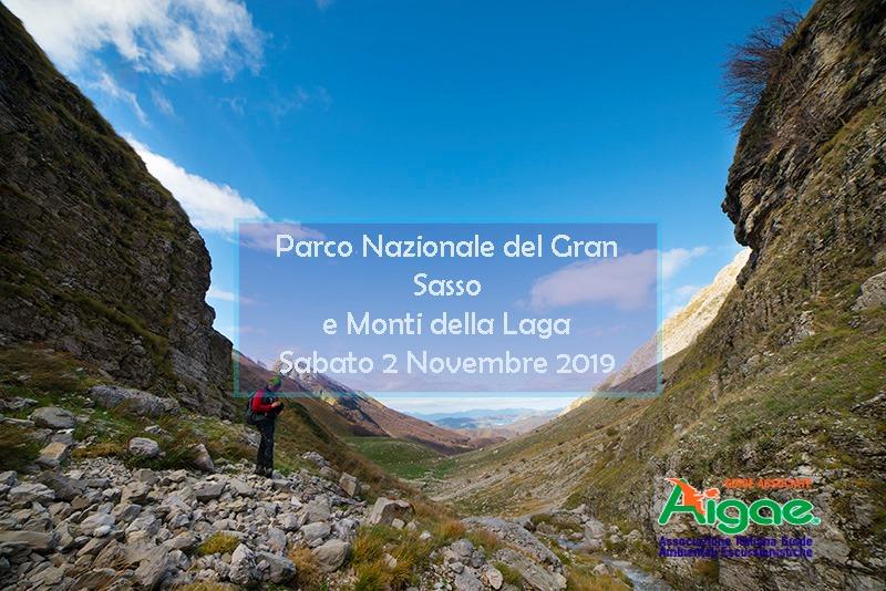 Escursione Parco Nazionale del Gran Sasso e Monti della Laga