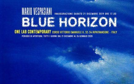 mostra Blue Horizon