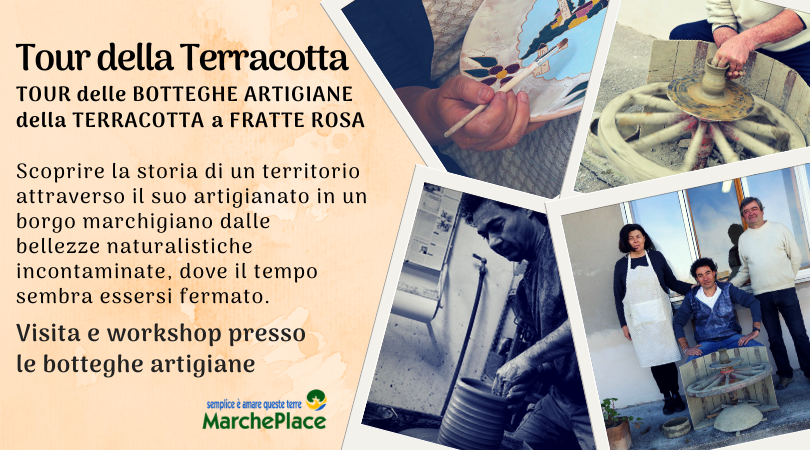 tour della terracotta, visita e workshop nelle botteghe